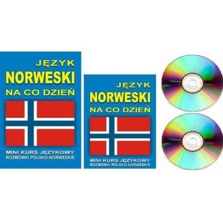 J. norweski na co dzień + CD + MP3