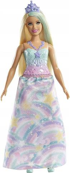 Barbie Dreamtopia. Lalka Księżniczka 1