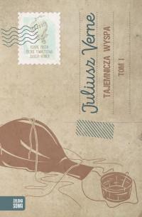 Juliusz Verne Tajemnicza wyspa. Tom 1 NW 978838154