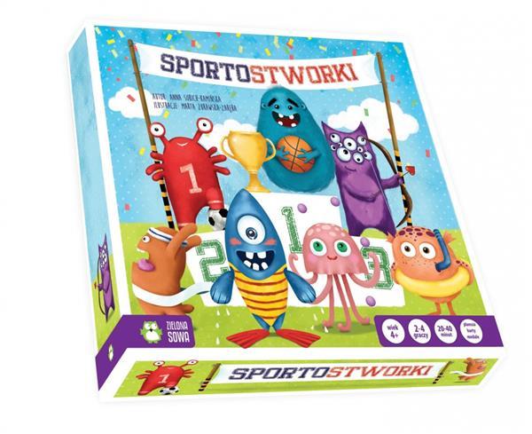 GRA. Sportostworki NOWE