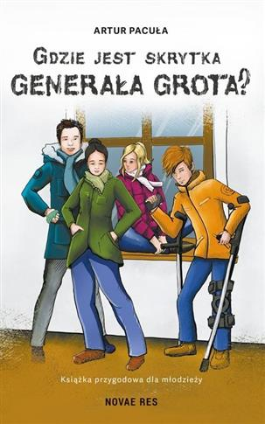 Gdzie jest skrytka Generała Grota?