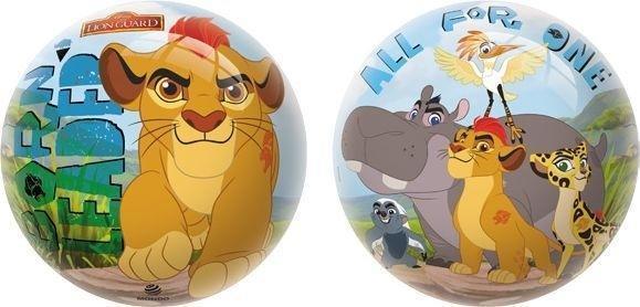 Piłka gumowa Lion Guard 230mm różne rodzaje