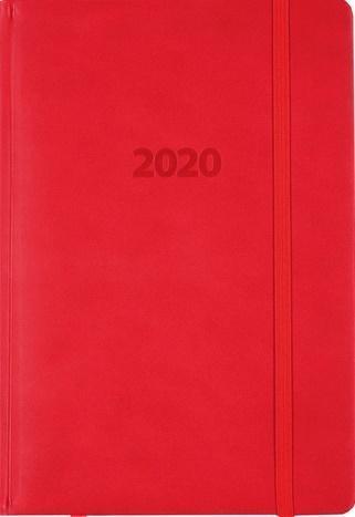Kalendarz 2020 KK-A5TL Tygodniowy Lux MIX AVANTI