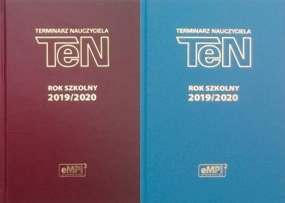 Terminarz Nauczyciela 2019/2020 TW eMPI2 (MIX)
