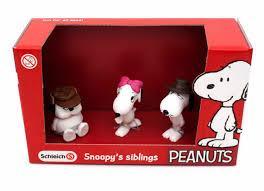 Peanuts. Rodzeństwo Snoopy'ego