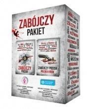 Pakiet:Zabójczy Pocisk+Zabójczy Pocisk Polska Krew