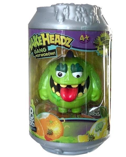 Gang potworów - Pierdzący Bob zielony