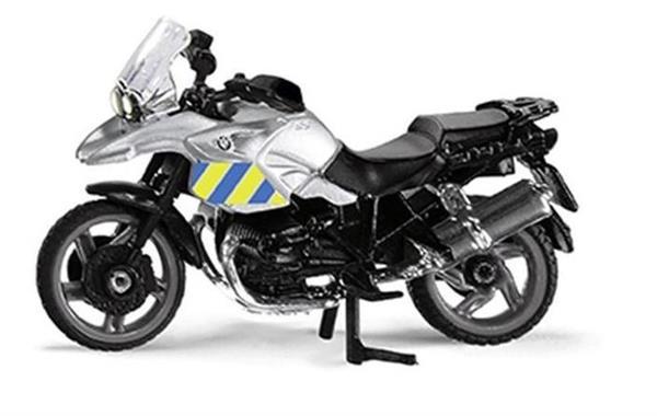 Siku 10 - Motocykl policyjny wer. polska S1049