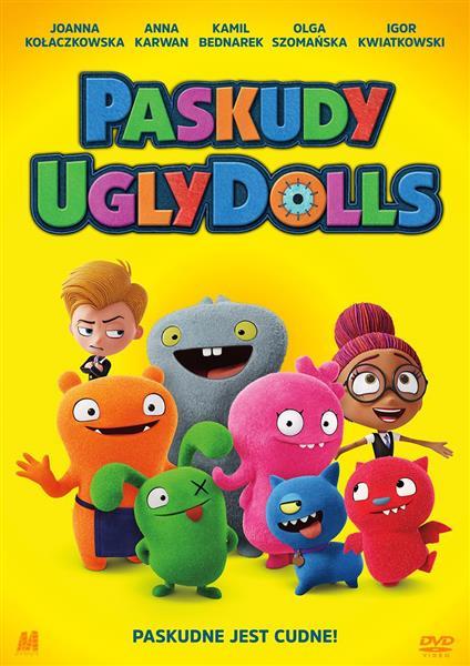 Paskudy UglyDolls DVD-20695
