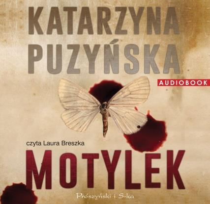 Motylek. Audiobook-54694