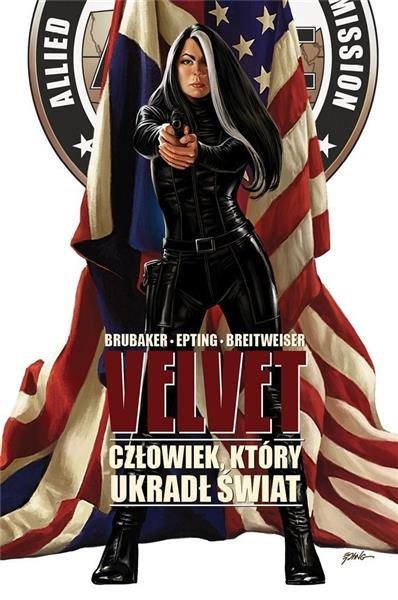 Velvet T.3 Człowiek, który ukradł świat-322898