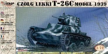 Czołg lekki T-26C wz. 1939 s.6-308040