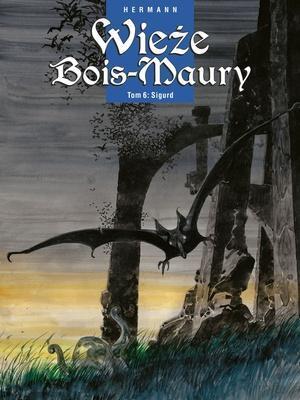 WIEŻE BOIS MAURY TOM 6 OUTLET-9787