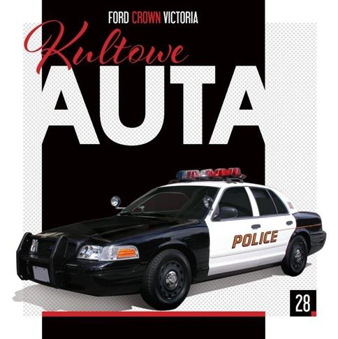 Kultowe Auta T.28 Ford Crown Victoria-313059