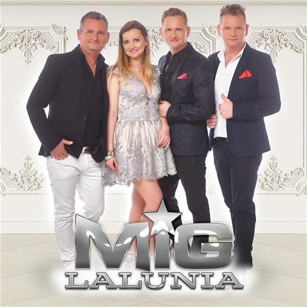 MIG - Lalunia CD