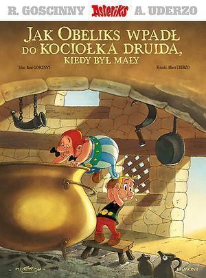 Asteriks. Jak Obeliks wpadł do kociołka