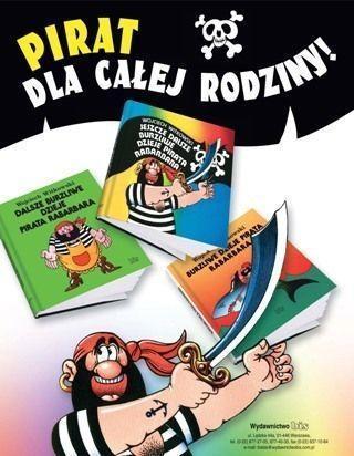 Pakiet: Pirat Rabarbar Audiobook