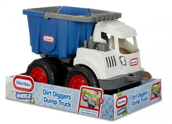 Dirt Diggers samochodziki (4szt)