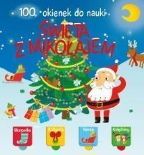 100 okienek do nauki. Święta z Mikołajem