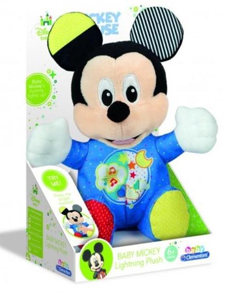 Baby Mickey - Świecący pluszak