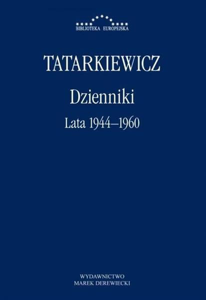 Dzienniki T.1 Lata 1944-1960