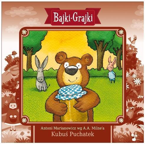 Bajki - Grajki. Kubuś Puchatek CD