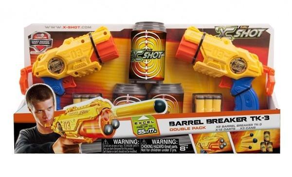X-Shot Micro x2