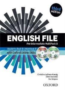 English File 3E Pre-Interm. Multip. B...+ Online..