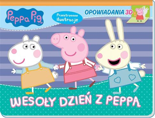 Peppa Pig. Opowiadania 3D