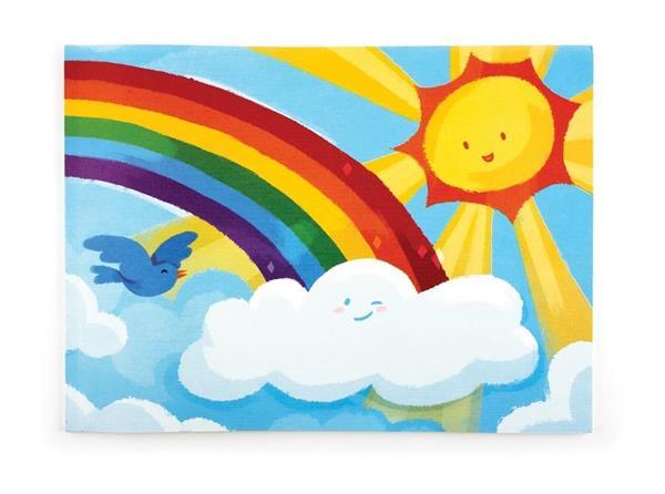 Blok rysunkowy Słońce i deszcz 32 kartki (2szt)