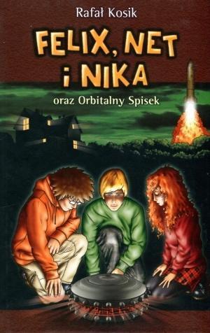 FELIX NET I NIKA ORAZ ORBITALNY SPISEK TOM 5outlet
