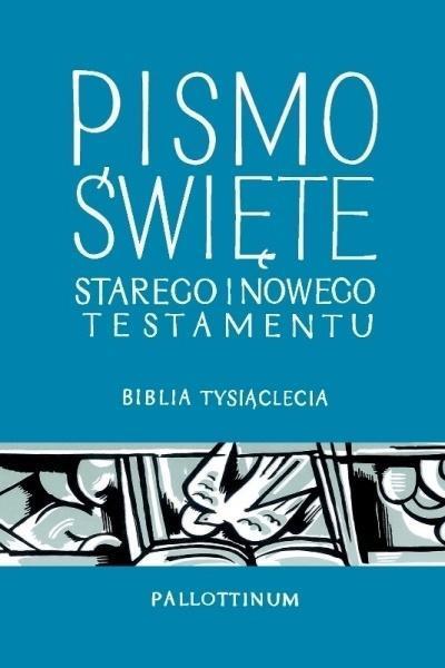 Biblia Papieska - złocone brzegi