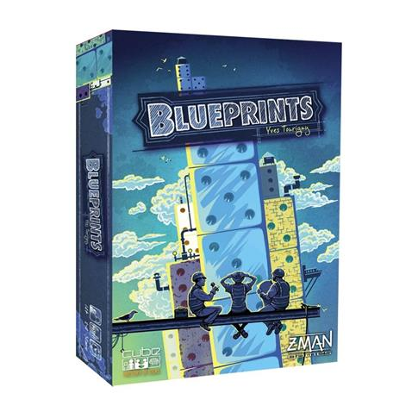 Blueprints (edycja polska) CUBE