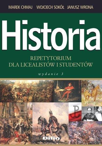 Historia repetytorium dla licealistów i studentów