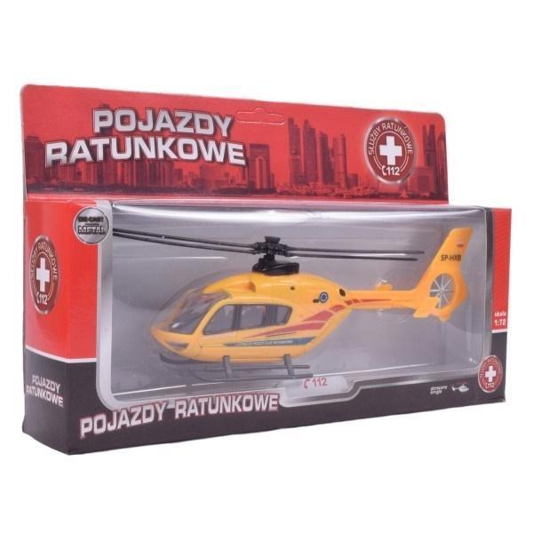 Pojazdy Ratunkowe - Helikopter Ratunkowy