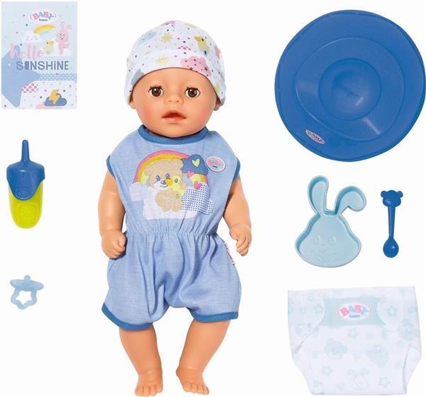 Baby born - Lalka interaktywna chłopiec 36 cm