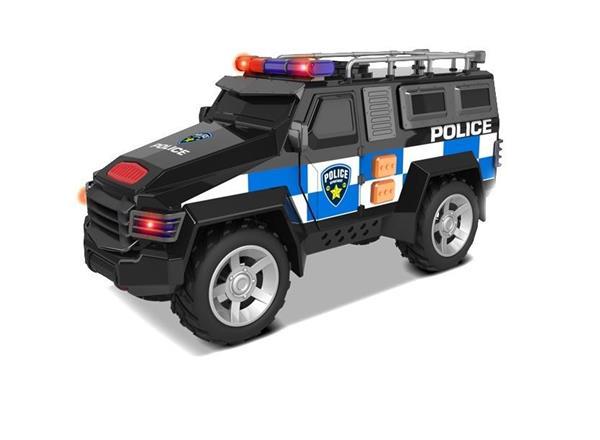 Flota Miejska - Hummer policyjny midi