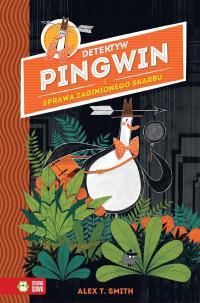 Detektyw Pingwin i sprawa zaginionego skarbu  outl