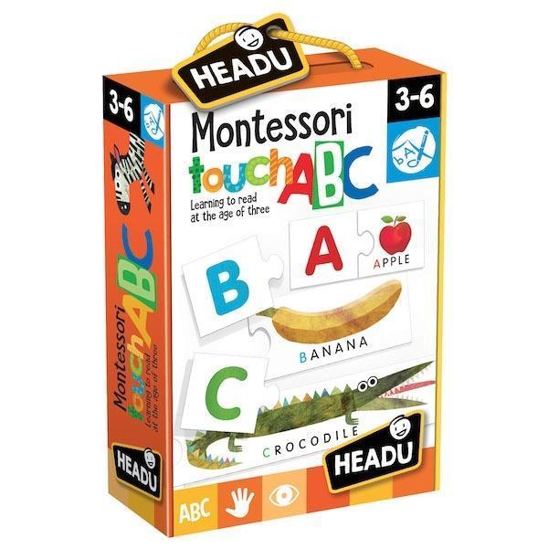 Montessori ABC HEADU