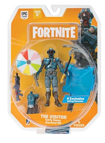 Fortnite - figurka The Visitor