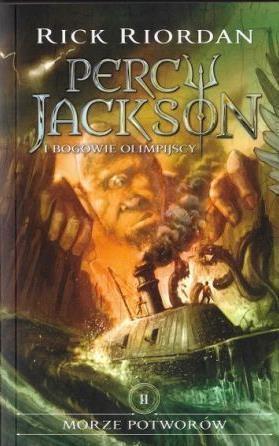 Percy Jackson i Bogowie...T.2 Morze potworów