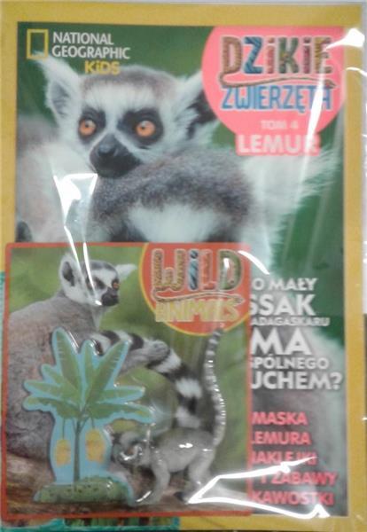 Dzikie Zwierzęta T.4 Lamur