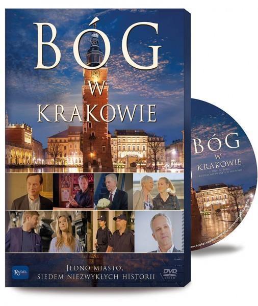 Bóg w Krakowie film DVD