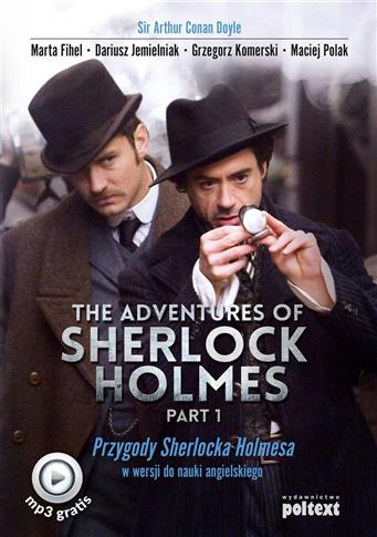THE ADVENTURES OF SHERLOCK HOLMES PART 1 outlet