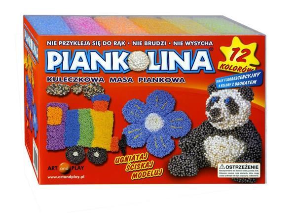 Piankolina 12 kolorów