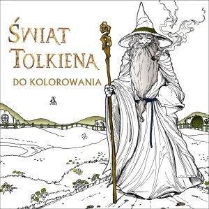 Świat Tolkiena do kolorowania  outlet