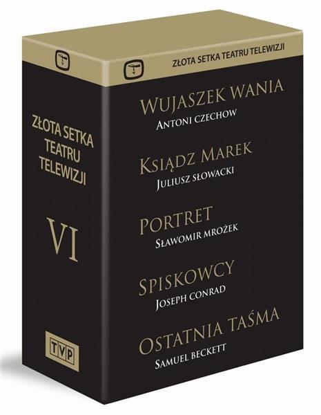 Złota Setka Teatru Telewizji VI. Kolekcja
