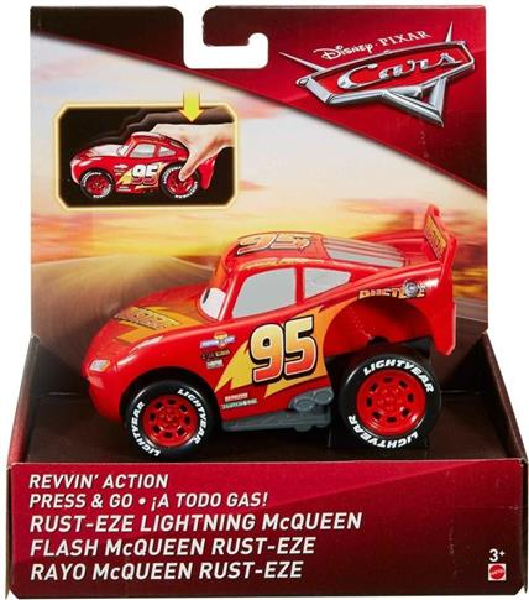 Auta. Auto naciśnij i jedź Lightning McQueen