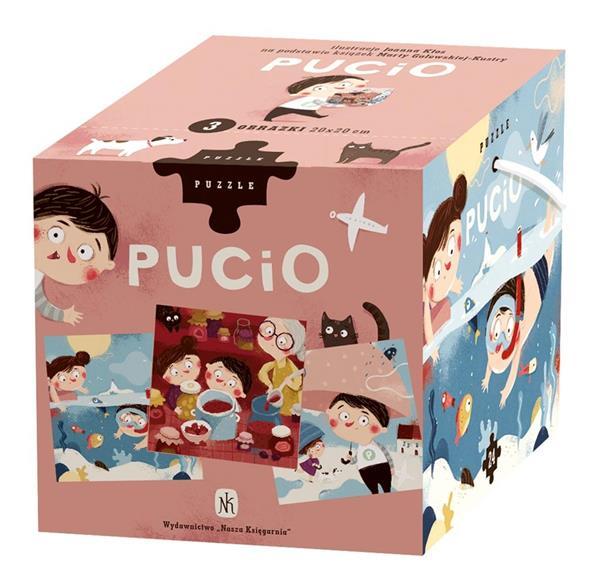 Puzzle 3w1 - Pucio