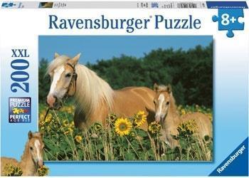 Puzzle 200 Szczęście koni
